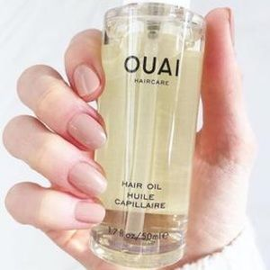 Other - NWT Full Size Unopened OUAI Hair Oil 1.5mL/50 mL